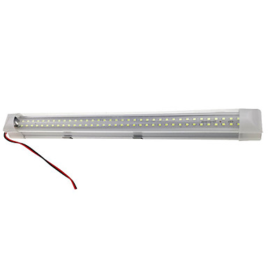 DC12V-85V 72 Leds Bar Light 4.5W Rigid LED Light with On/Off Switch White
