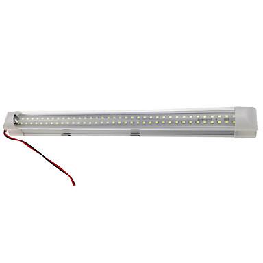 abordables Bandes Lumineuses LED-dc12v-85v 72 led bar 4.5W lumière rigide avec interrupteur marche / arrêt blanc