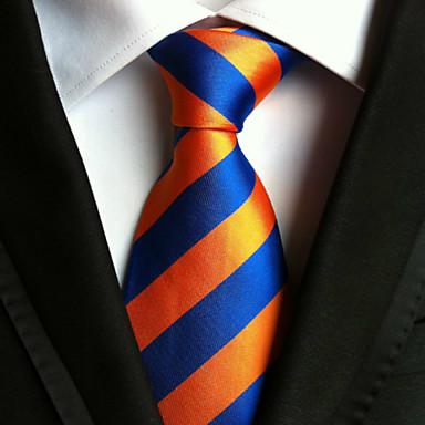 Herre Halsplagg Striper Slips Stripet