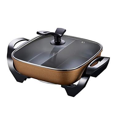 Kitchen Aluminum 220V Multi-Purpose Pot Chafing Dishes