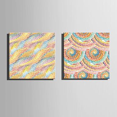 Tela de impressão 1 Painel Tela de pintura Quadrada Estampado Decoração de Parede Decoração para casa