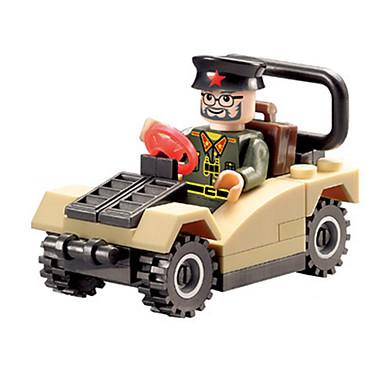 Carros de Brinquedo Blocos de Construir Brinquedos Outros Plásticos Unisexo Para Meninos Peças