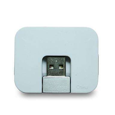 Akasa 00998 napa USB2.0 4 porttia 480 Mbps langallinen 4 värejä