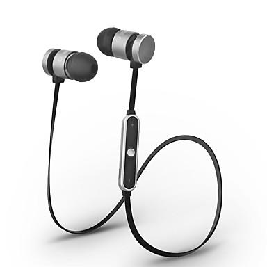 Cwxuan Sem Fio Fones Plástico Esporte e Fitness Fone de ouvido Com controle de volume Com Microfone Isolamento de ruído Fone de ouvido