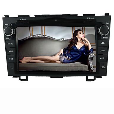 8inch 2 DIN v palubní desce auta DVD přehrávač pro Honda CR-V 2008-2011 s GPS, BT, ipod, RDS