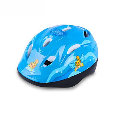 Bike Helmet Skateboarding Helmet Skate Helmet Kid's Helmet CE Certification Damping Flexible for Ice Skating Skate Cycling/Bike