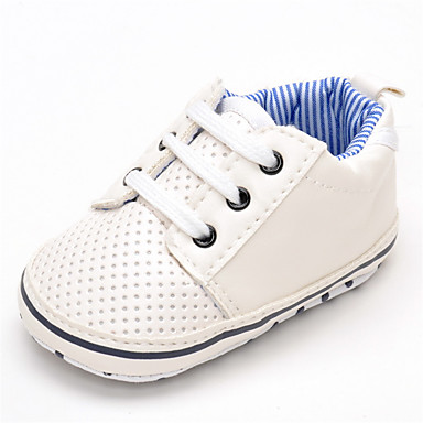 Boys' Shoes Leatherette Spring Comfort Flats Gore for White