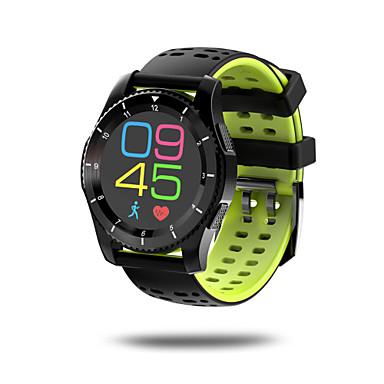 Intelligens Watch GS8 for iOS / Android Érintőképernyő / Szívritmus monitorizálás / Elégetett kalória Lépésszámláló / Alvás nyomkövető /