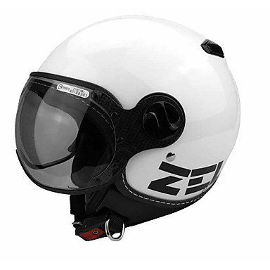 ZEUS 210cMotorcycle Helmet Electric Car Helmet Men And Women Four Seasons Fashion Retro Half Helmet 210c