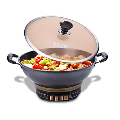Kitchen Alumium Alloy 220V Instant Pot Chafing Dishes