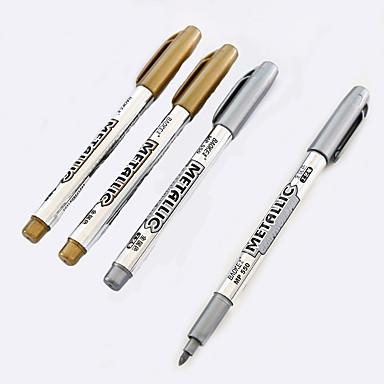 Mote maling penn metall håndverk penn merking penn 1pc