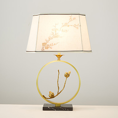Contemporary Decorative Table Lamp For Metal 110-120V 220-240V