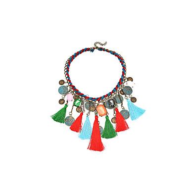 Mulheres Flor Personalizada Original Euramerican Fashion Colares com Pendentes Liga Colares com Pendentes Festa Ocasião Especial