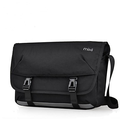 Men Bags Polyester Shoulder Bag for Casual Outdoor All Seasons Green Black