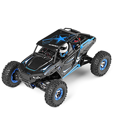 Rc Car Wltoys 12428 B 2 4g Buggy Off Road Rock Climbing 1 12 Brush Electric 50 Km H