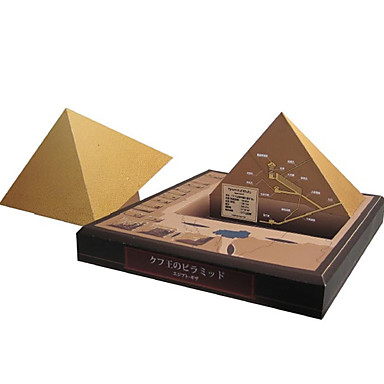 3D Puzzle Paper Model Tower Famous buildings DIY Hard Card Paper Kid's Unisex Gift