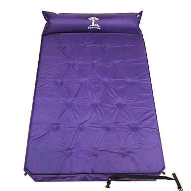 Felfújható matrac / Laticel Külső Kemping Párásodás gátló, Vastag, Felfújható PVC Kempingezés és túrázás, Szabadtéri mert 2 személy