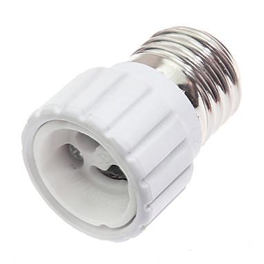 HKV® 1PCS E27 to GU10 lamp Holder Converter Socket Conversion light Bulb Base Type Adapter