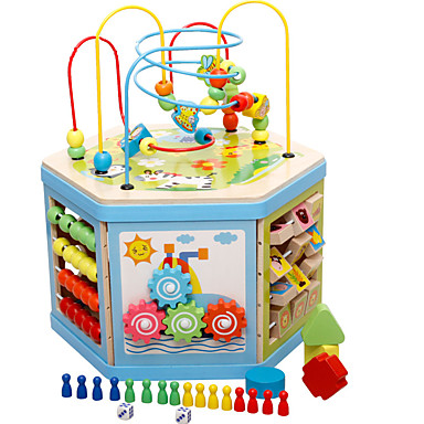 Building Blocks Toy Abacus Education Large Size Cool Girls' Boys' Gift