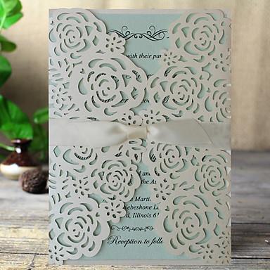 Dobra-Portão Convites de casamento Cartões de convite Amostra de convite Cartões para o Dia das Mães Convites para Chá de Bebê Convites