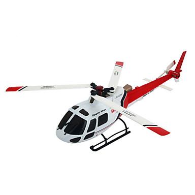 Radiostyrt Helikopter WL Toys V931 6ch 6 Akse 2.4G - Fjernkontroll