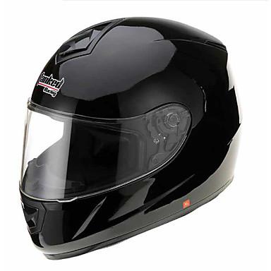 Heldekkende Slimfit Kompakt Pustende Beste kvalitet Sport ABS Motorsykkel Hjelmer