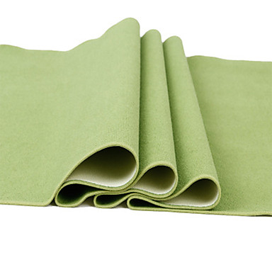 Yoga Mats Non-Slip synthetic fibre Natural Rubber Medium mm for