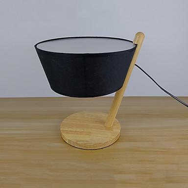 Moderne Øyebeskyttelse Skrivebordslampe Til Tre/ Bambus 200-240V 100-120V