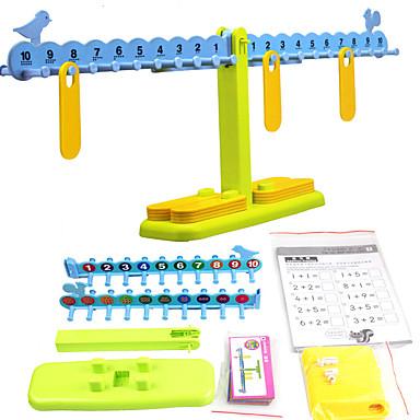 Brinquedos Matemáticos / Brinquedo Educativo Amiga-do-Ambiente Plásticos Crianças Dom