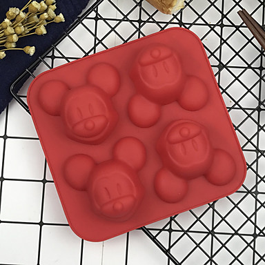 Cake Molds Novelty Cooking Utensils Bread Chocolate Cake Silica Gel Baking Tool High Quality Novelty