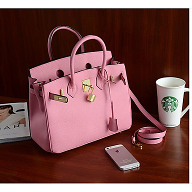 Women Bags Cowhide Shoulder Bag for Casual Outdoor All Seasons Black Blushing Pink Wine