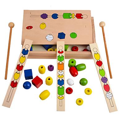 Blocos de Construir Brinquedo Educativo Quadrada Tamanho Grande Crianças Brinquedos Dom