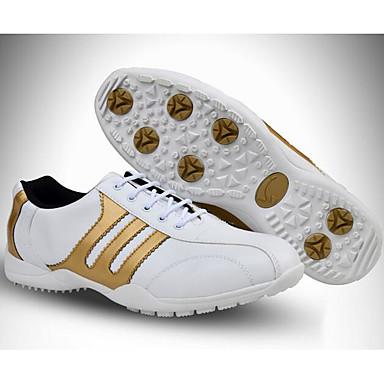 Sapatos para Golf Homens Golf Ajuda a perder peso Ultra Leve (UL) Macio Esportes Esportes Espetáculo Praticar Esportes Relaxantes Estilo