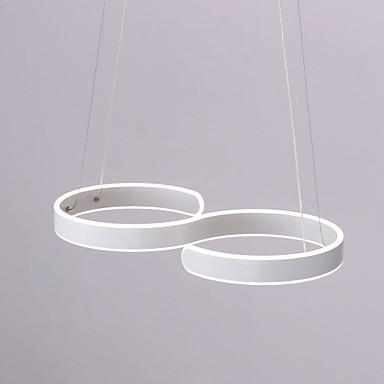 UMEI™ Moderno / Contemporâneo Luzes Pingente Luz Ambiente - Lâmpada Incluída / Ajustável, 85-265V, Branco Quente / Branco, Fonte de luz