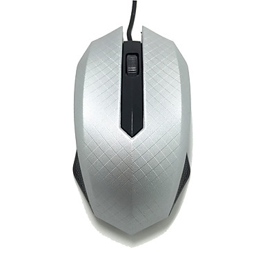 Wired Office Mouse 3 USB Port powered