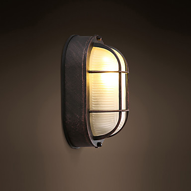 Country Modern / Contemporary Wall Lamps & Sconces For Metal Wall Light 110-120V 220-240V 60W