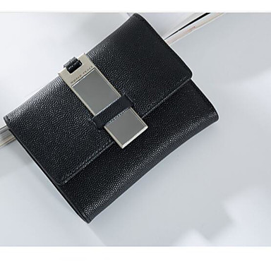 Women Coin Purse PU Polyester All Seasons Casual Outdoor Square Without Zipper Blue Black Blushing Pink