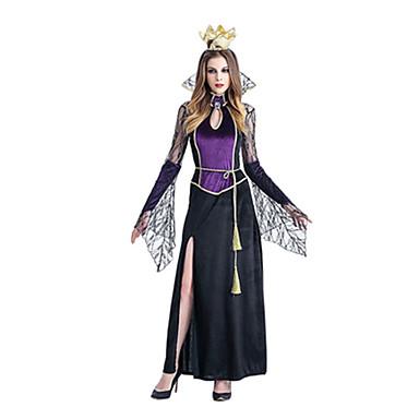 Cosplay Kostumer Party-kostyme Dronning Gudinne Romerske Kostymer Egyptiske Kostymer Cosplay Festival/høytid Halloween-kostymerAndre