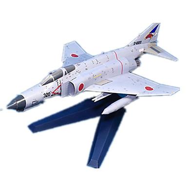 voordelige 3D-puzzels-3D-puzzels Bouwplaat Modelbouwsets Vliegtuig Vechter Geest DHZ Hard Kaart Paper Klassiek Kinderen Unisex Jongens Speeltjes Geschenk