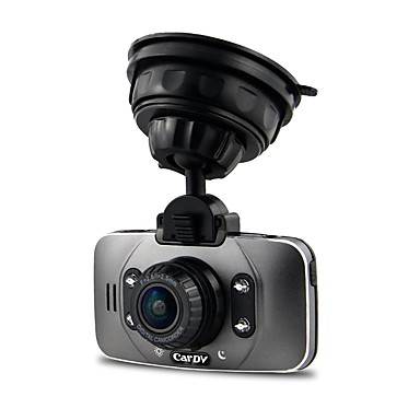 GF100 Full HD 1920 x 1080 170 Degree Car DVR A5 2.7 inch Dash Cam G-Sensor Parking Mode motion detection Loop recording auto on/off