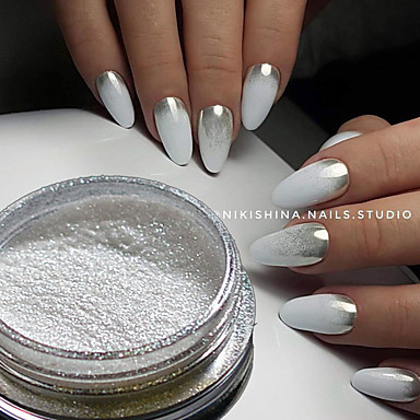 1g Glitter Powder Elegant Luxurious Sparkle Shine Shiny Nail