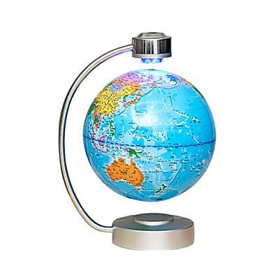 Esfera Globo flutuante Bolas Brinquedos Com Luzes Brinquedo & Modelos de Astronomia Brinquedos Redonda Pato Iluminação Levitação Magnética