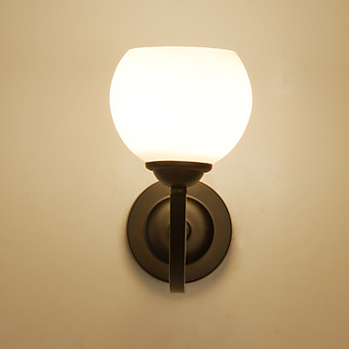 Simple / Country / Modern / Contemporary Wall Lamps & Sconces Metal Wall Light 220V / 110V 60W