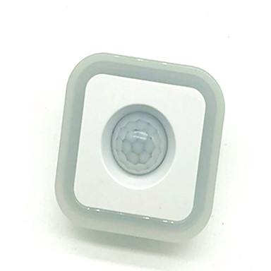 1pç Wall Light Nightlight Sensor do corpo humano LED