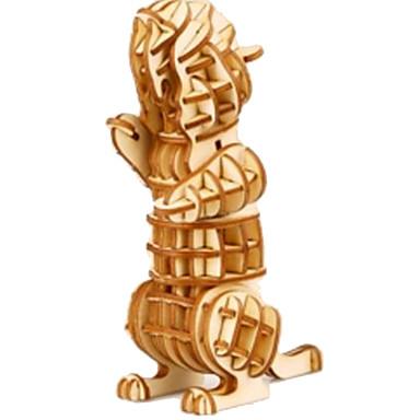 3D - Puzzle Holzpuzzle Holzmodell Spielzeuge Tier Tiere Heimwerken Holz Naturholz Unisex Stücke