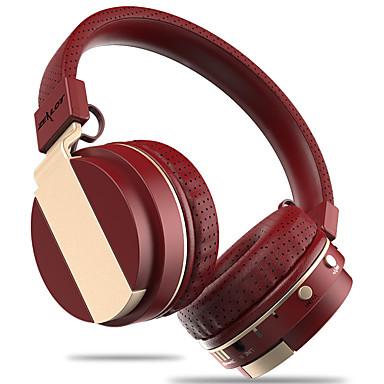 Korvalla / Headband Langaton Kuulokkeet Muovi Matkapuhelin Kuuloke Melu eristävät / Mikrofonilla / Äänenvoimakkuuden säätö kuulokkeet