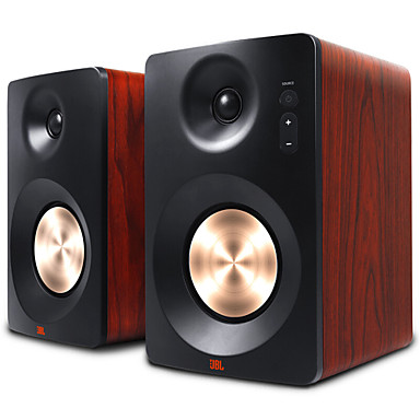 JBL CM202 Speaker 2.0 Channel Bluetooth Multimedia TV Available for Active Monitoring
