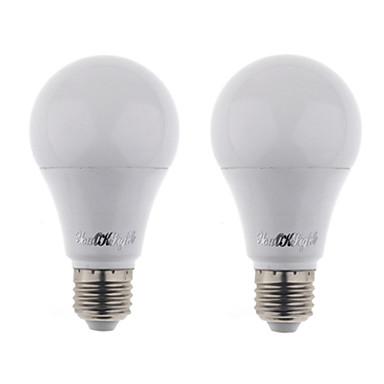 4W 350 lm LED Globe Bulbs 10 leds SMD 5730 Cold White AC 85-265V