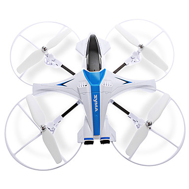 RC Drone SYMA X14 Canal 4 6 Eixos 2.4G Sem câmera Quadcópero com CR Vôo Invertido 360° Quadcóptero RC Controle Remoto Cabo USB Manual Do