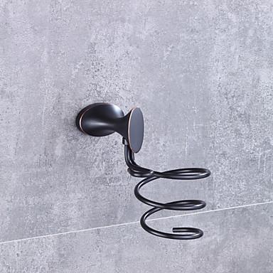 Prateleira de Banheiro Moderno / Contemporâneo Metal 1 Pça. - Banho do hotel Montagem de Parede